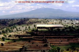 Cacaxtla Archeological Zone