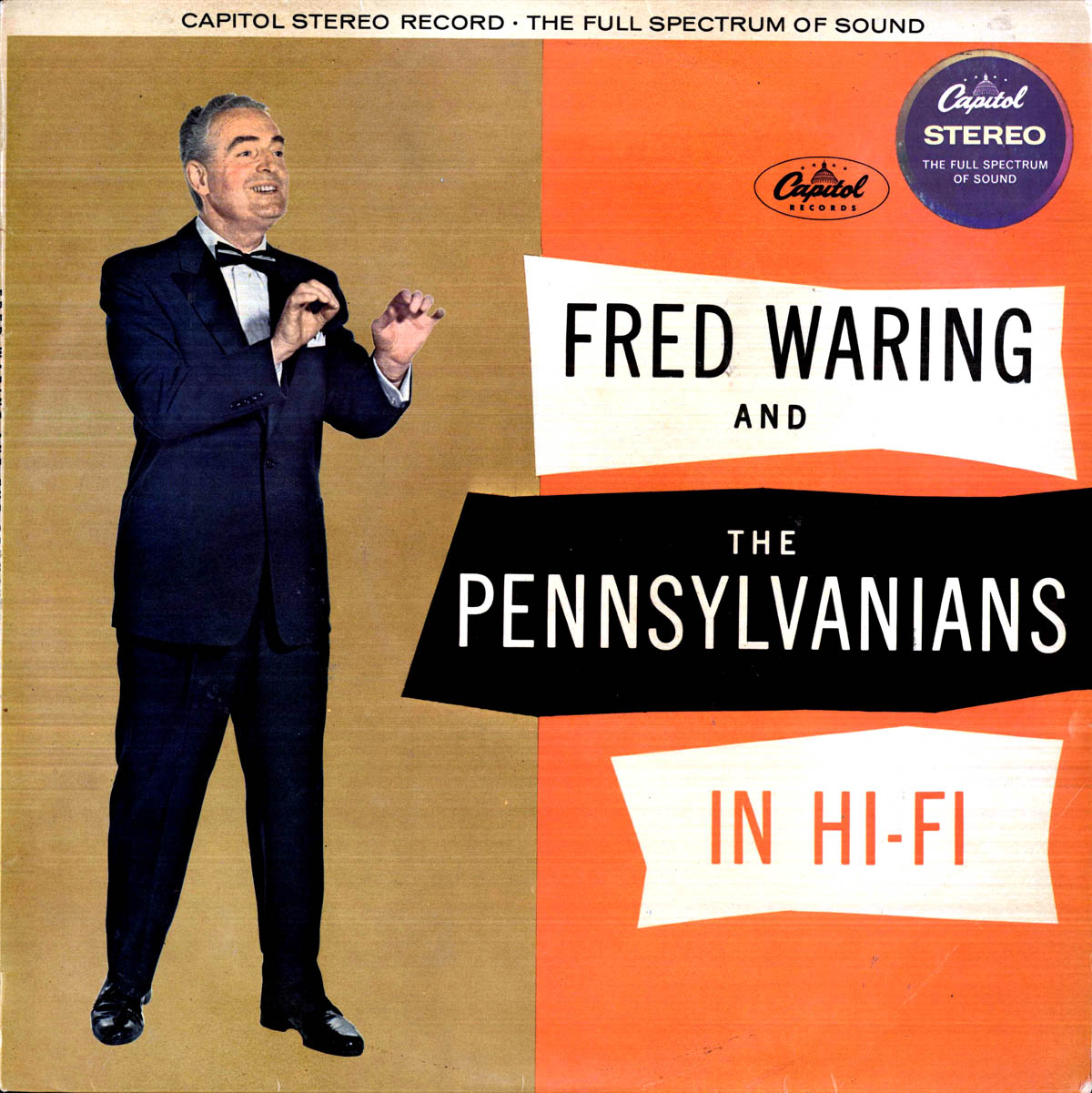 Why Fred Waring Should Have A Statue In Mexico Mexico